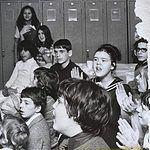 des enfants du CFM dans une photo d'archive