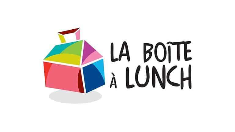logo traiteur boîte à lunch