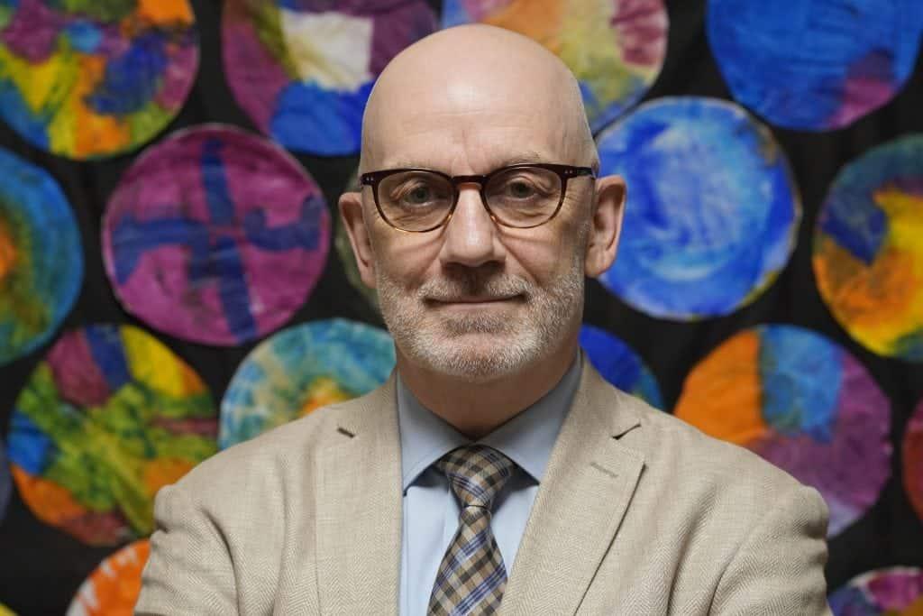 Denis Ménard, directeur général du Centre François-Michelle