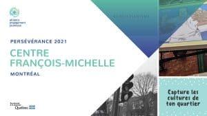affiche présentant le projet capture les cultures de ton quartier qui a gagné un prix en 2021